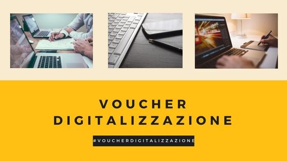 Voucher digitalizzazione 2018. Come e chi può ottenerlo.